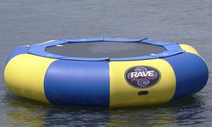 water-trampoline