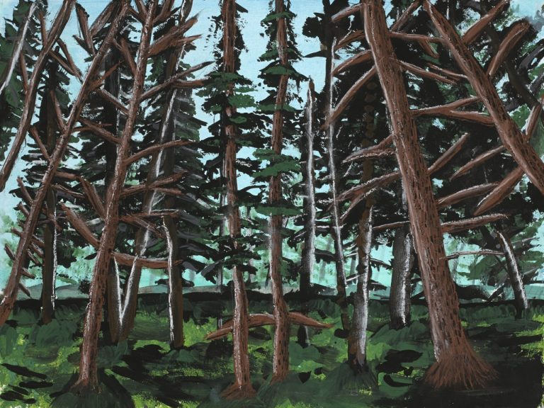 Canadian Pines_24X18_portfolio.Pirak