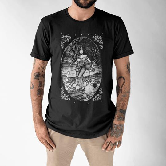 Camiseta RUST Deusa Ninkasi