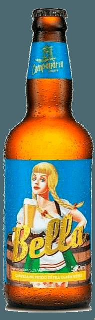 Cerveja Bella - Weiss 500ml