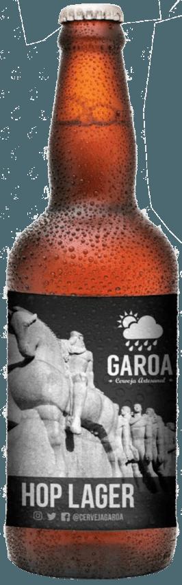 Garoa Hop Lager - 500ml