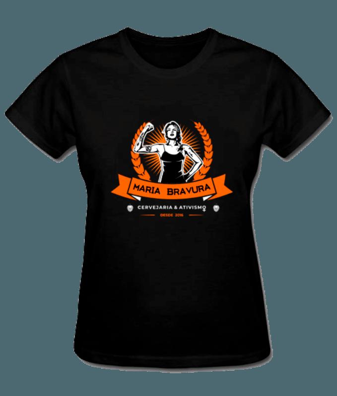 Camiseta Maria Bravura