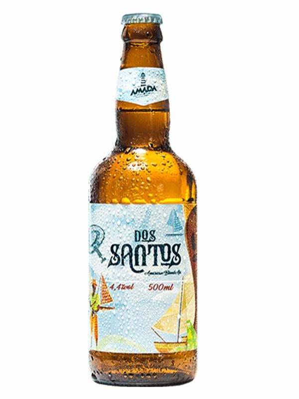 Dos Santos American Blond Ale - 500ml