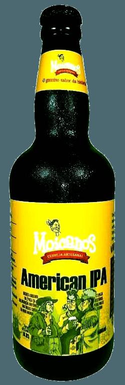 Moicanos American IPA 500ml