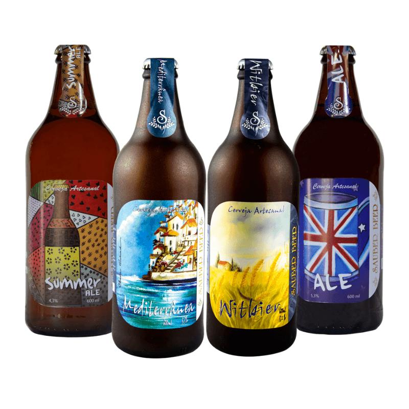Pack Sauber Beer Verão
