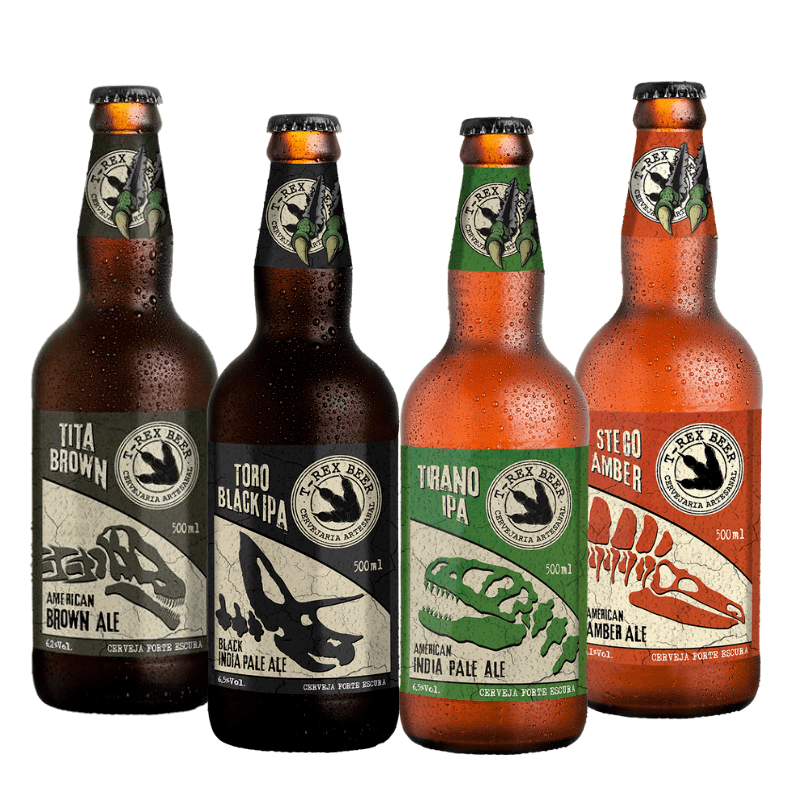 Kit Americano T-Rex Beer