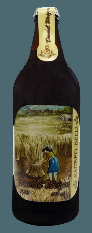 Sauber Dunkel Weizen - 600ml