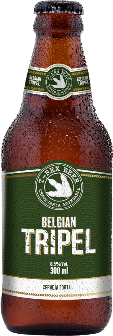 T-Rex Beer Belgian Tripel 300ML
