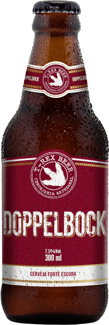 T-Rex Beer Doppelbock 300ML