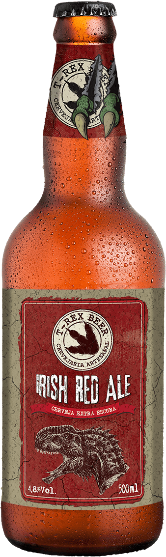 T-Rex Beer Irish Red Ale 500ML