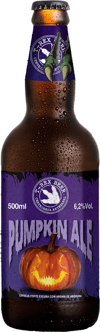 T-Rex Beer Pumpkin Ale 500ML
