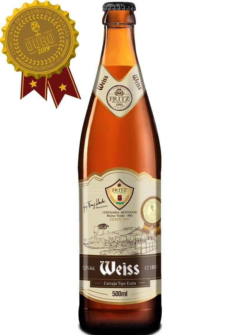 Fritz Weiss - 500ml