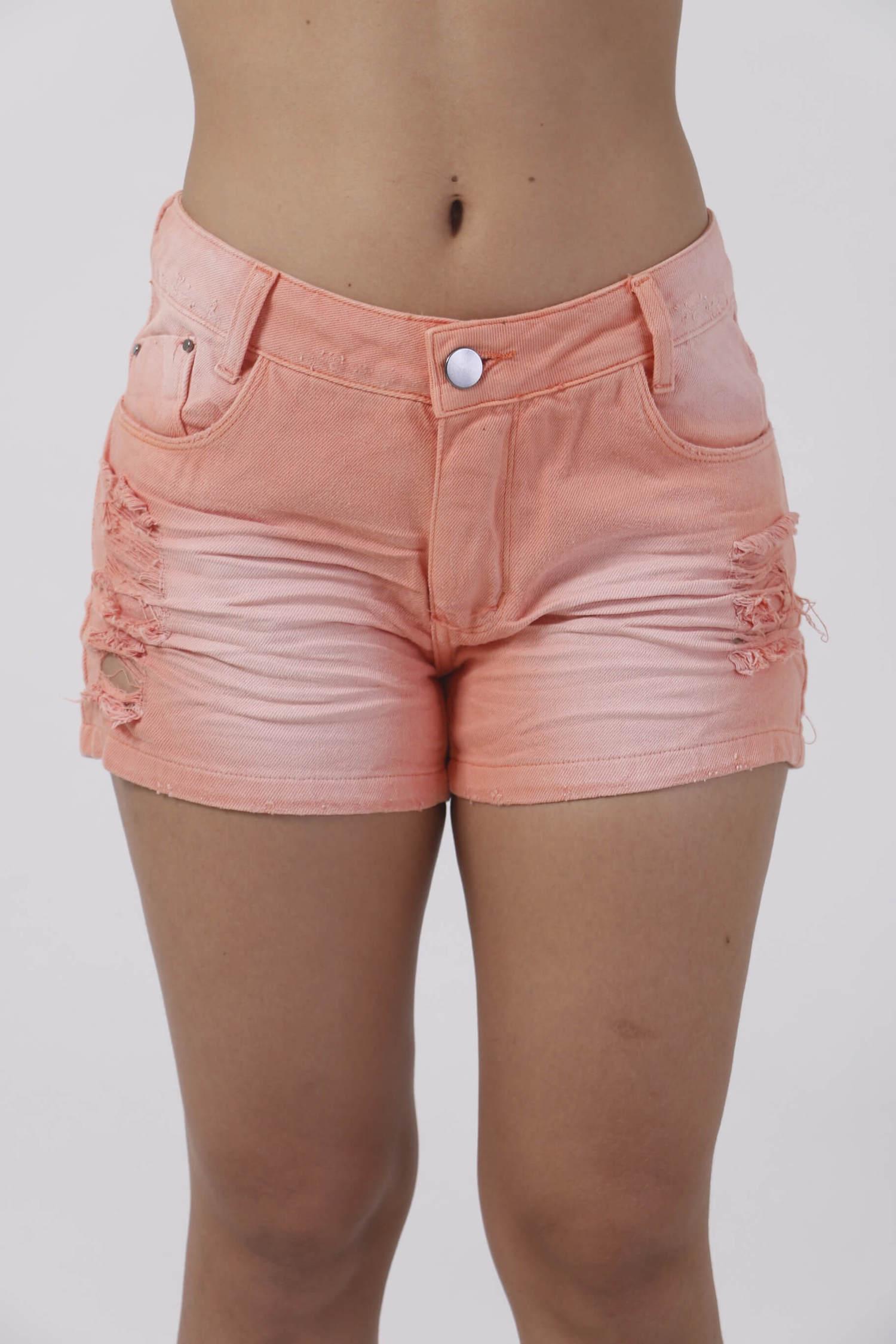 Short Jeans Coral