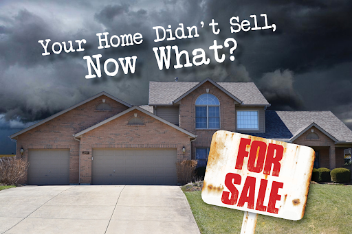 How to sell a home that didn't sell