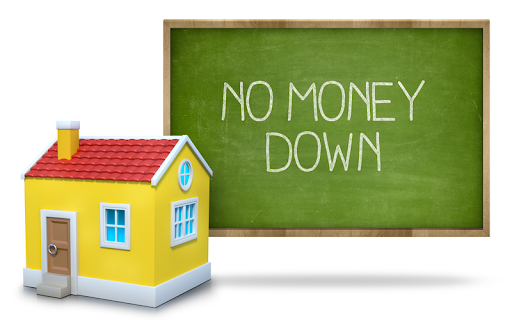 How to get qualified to purchase a home for no money down