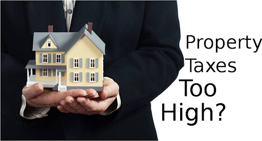 Property tax assessment too high...what you can do about it?