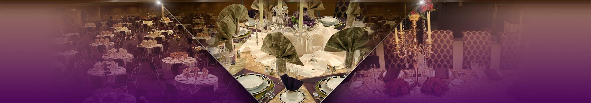 meeting banquet