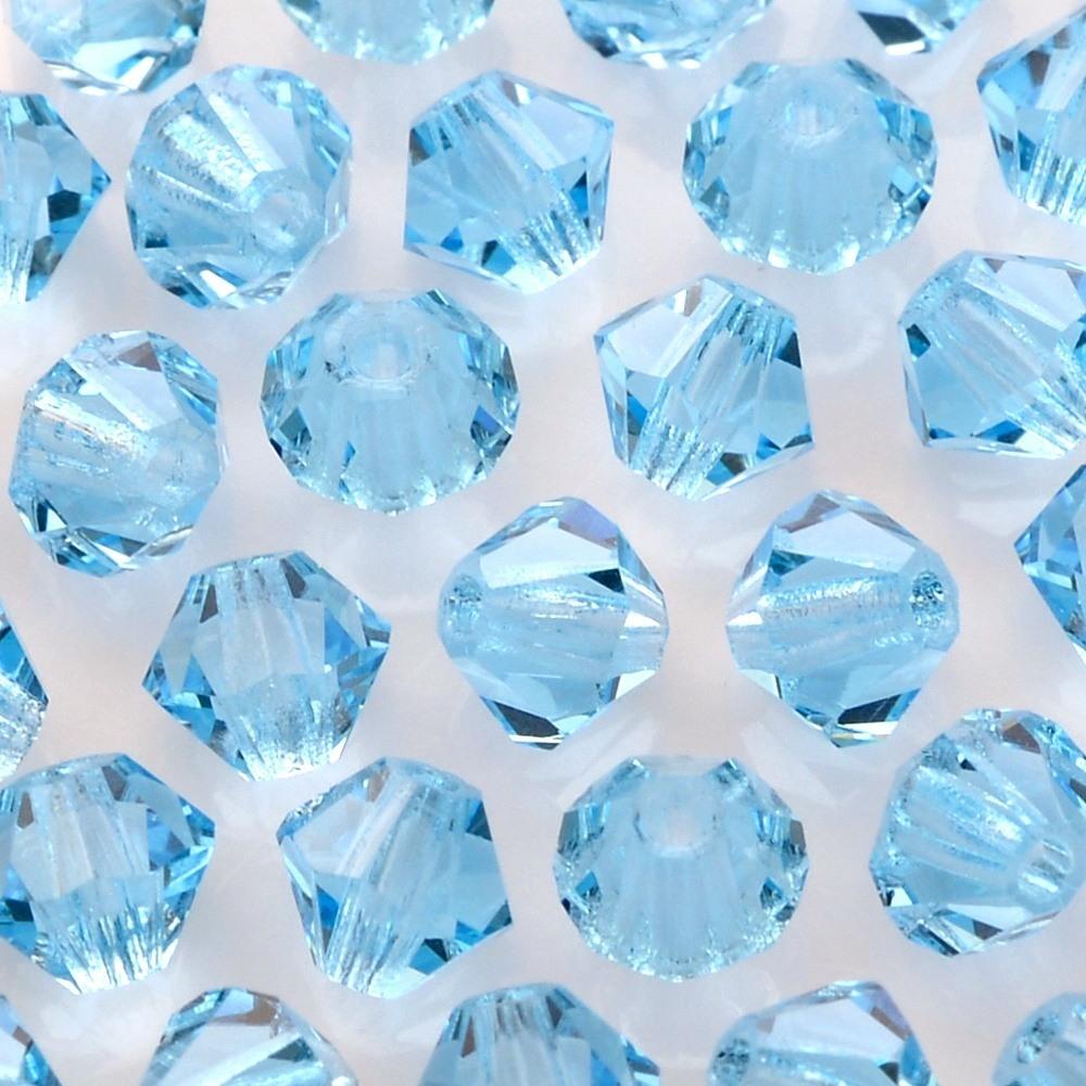 Balão de Cristal Preciosa Agua Bohemica 4mm 720pcs