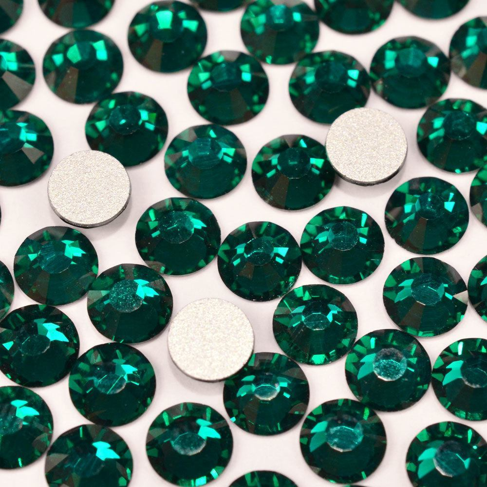 Strass Chaton Preciosa Emerald SS10 2,70 mm 1440pcs
