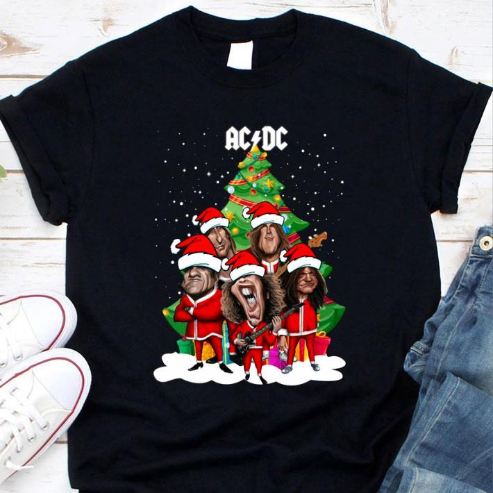 ACDC%20Rock%20Band%20Christmas%20Meme%20Shirt hoodieN9k14T4 POST 2110 - Premium ACDC Rock Band Christmas Meme Shirt