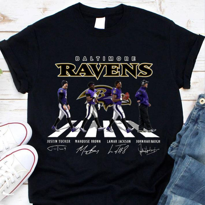 Baltimore%20Ravens%20Abbey%20Road%20Signatures%20Shirt,%20Justin%20Tucker,%20Marquise%20Brown,%20Lamar%20Jackson,%20John%20Harbaugh hoodieN9k14T4 POST 2110 - Premium Baltimore Ravens Abbey Road Signatures Shirt, Justin Tucker, Marquise Brown, Lamar Jackson, John Harbaugh