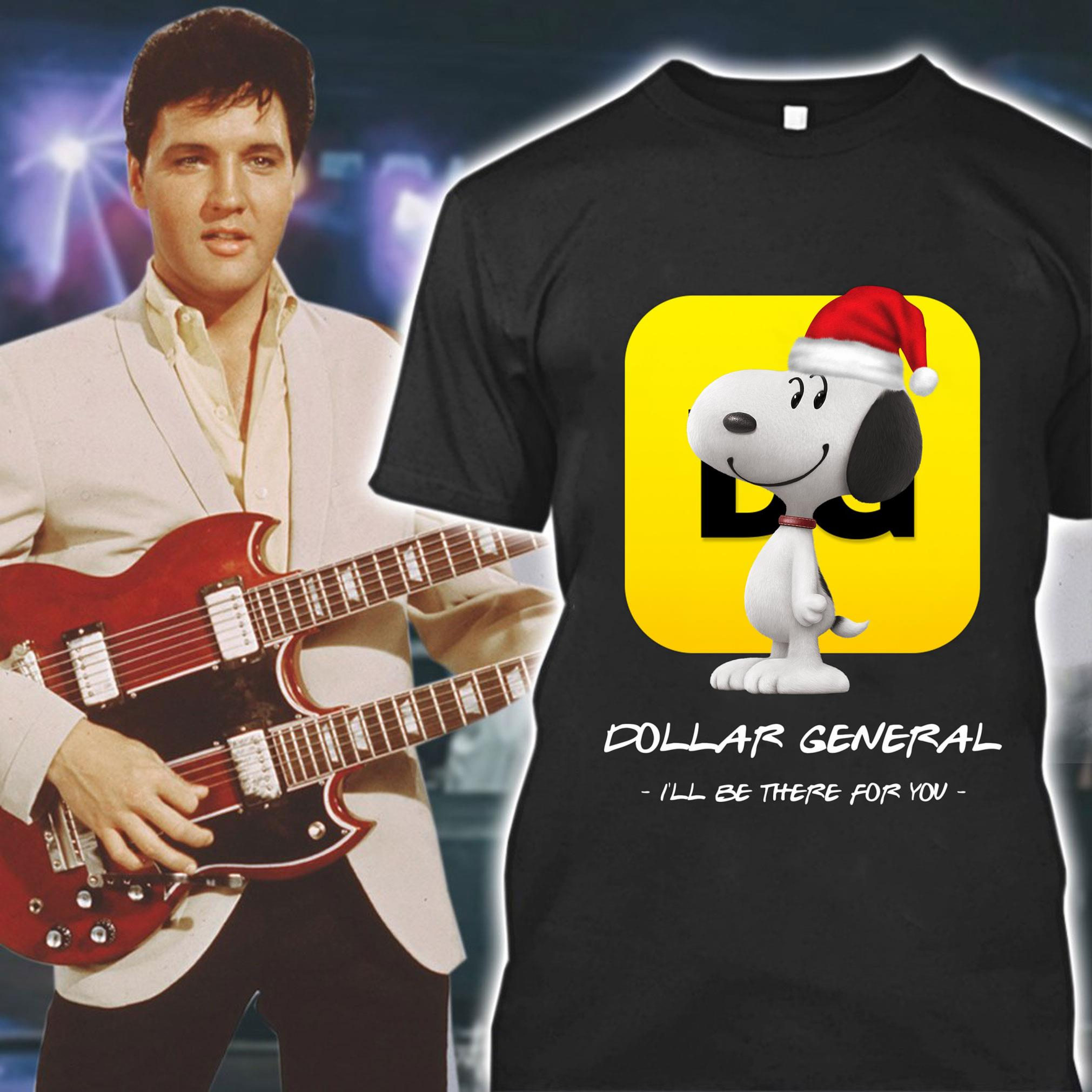 Christmas%20Snoopy%20Dollar%20General%20i%20will%20be%20there%20for%20you%20shirt hoodieN9k141810T4POST - Christmas Snoopy Dollar General i will be there for you shirt