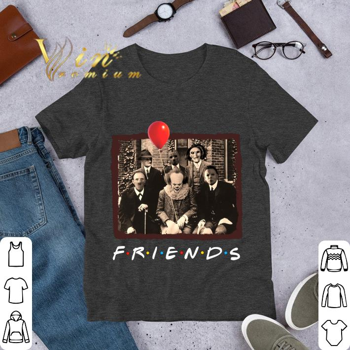 Friends%20Halloween%20Characters%20Horror%20Movies%20Shirt%20hoodieN9k14Tdian 01103Halloween - Friends Halloween Characters Horror Movies Shirt
