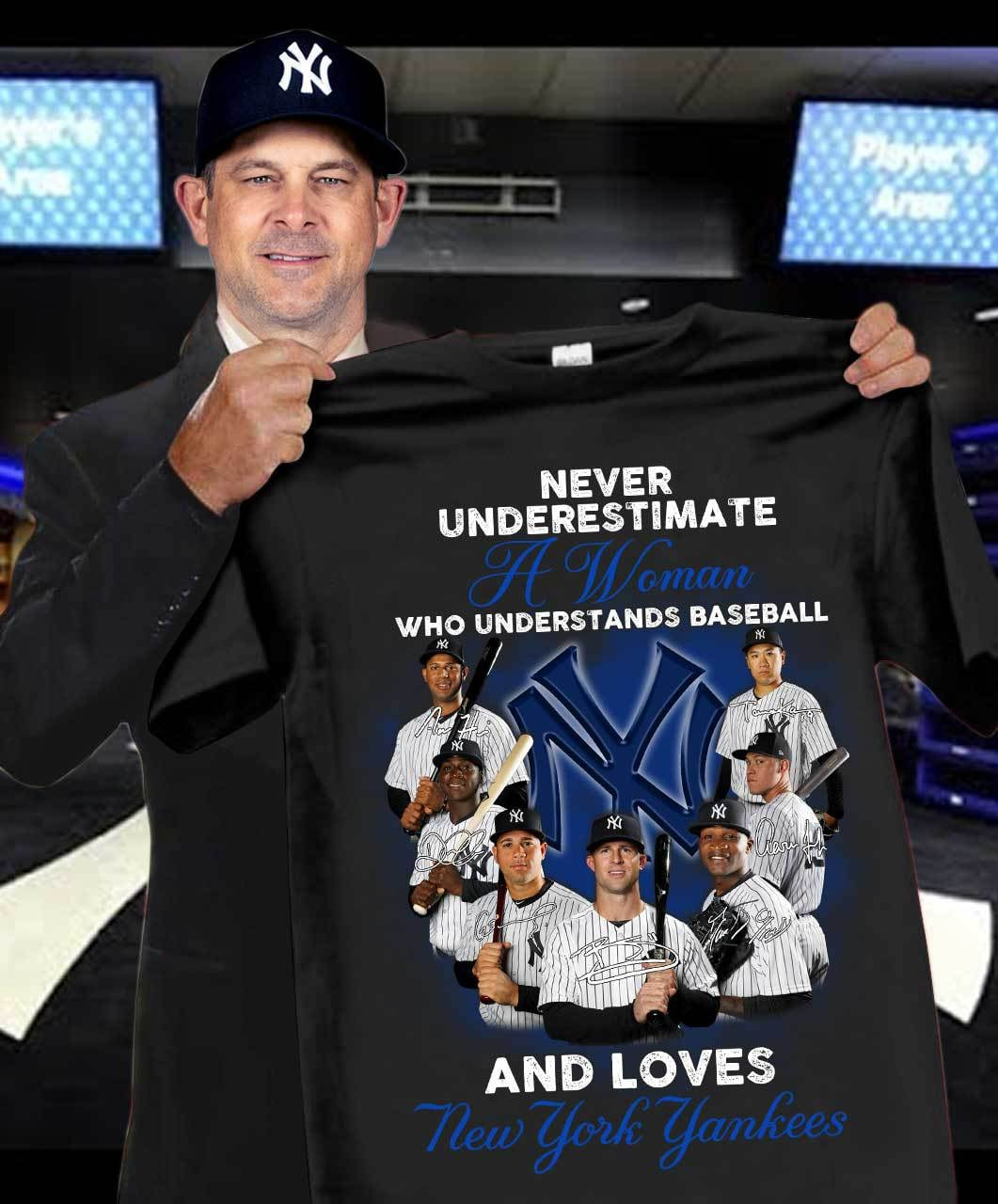 Never%20underestimate%20a%20woman%20who%20understands%20baseball%20and%20loves%20New%20York%20Yankees%20signatures%20shirt hoodieN9k141810T2POST - Official Never underestimate a woman who understands baseball and loves New York Yankees signatures shirt