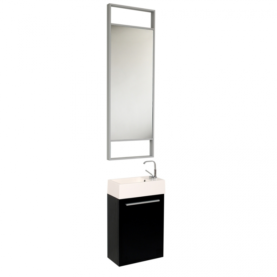 16 Inch Bathroom Cabinet