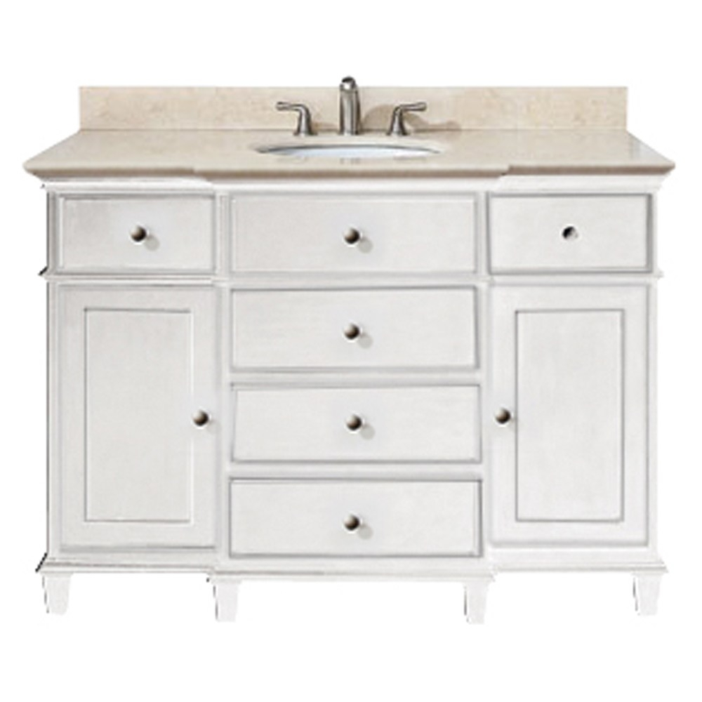 48 Bath Vanity Cabinet Only