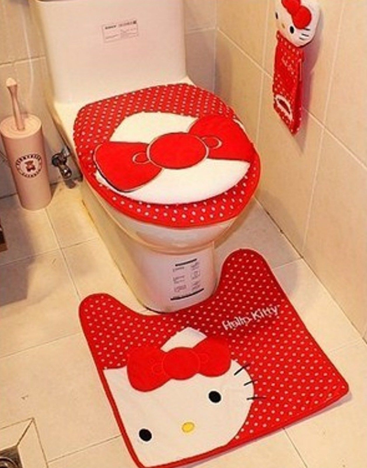 Permalink to Bathroom Rugs And Toilet Seat Covers