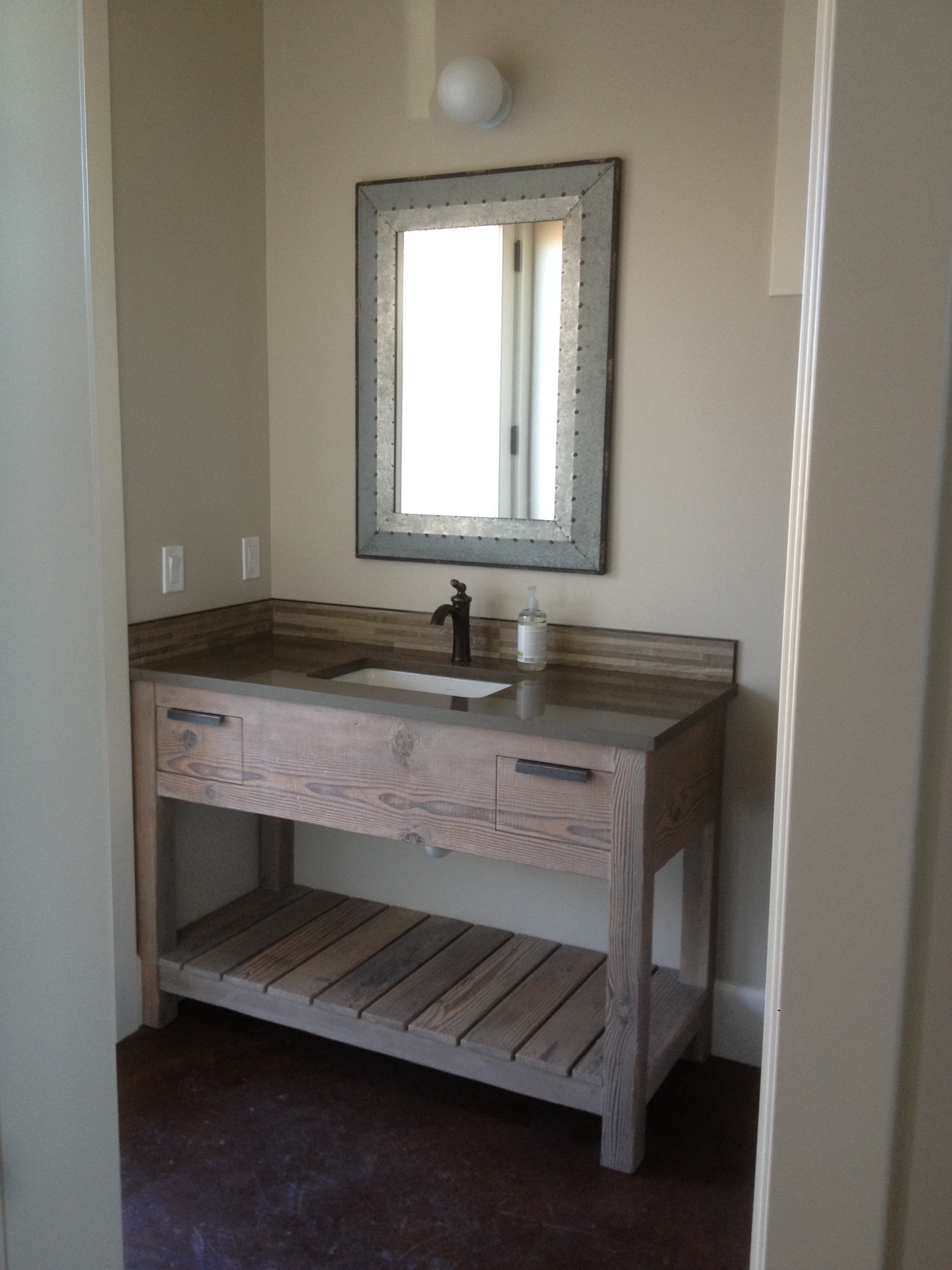 Bathroom Vanities Farm Style