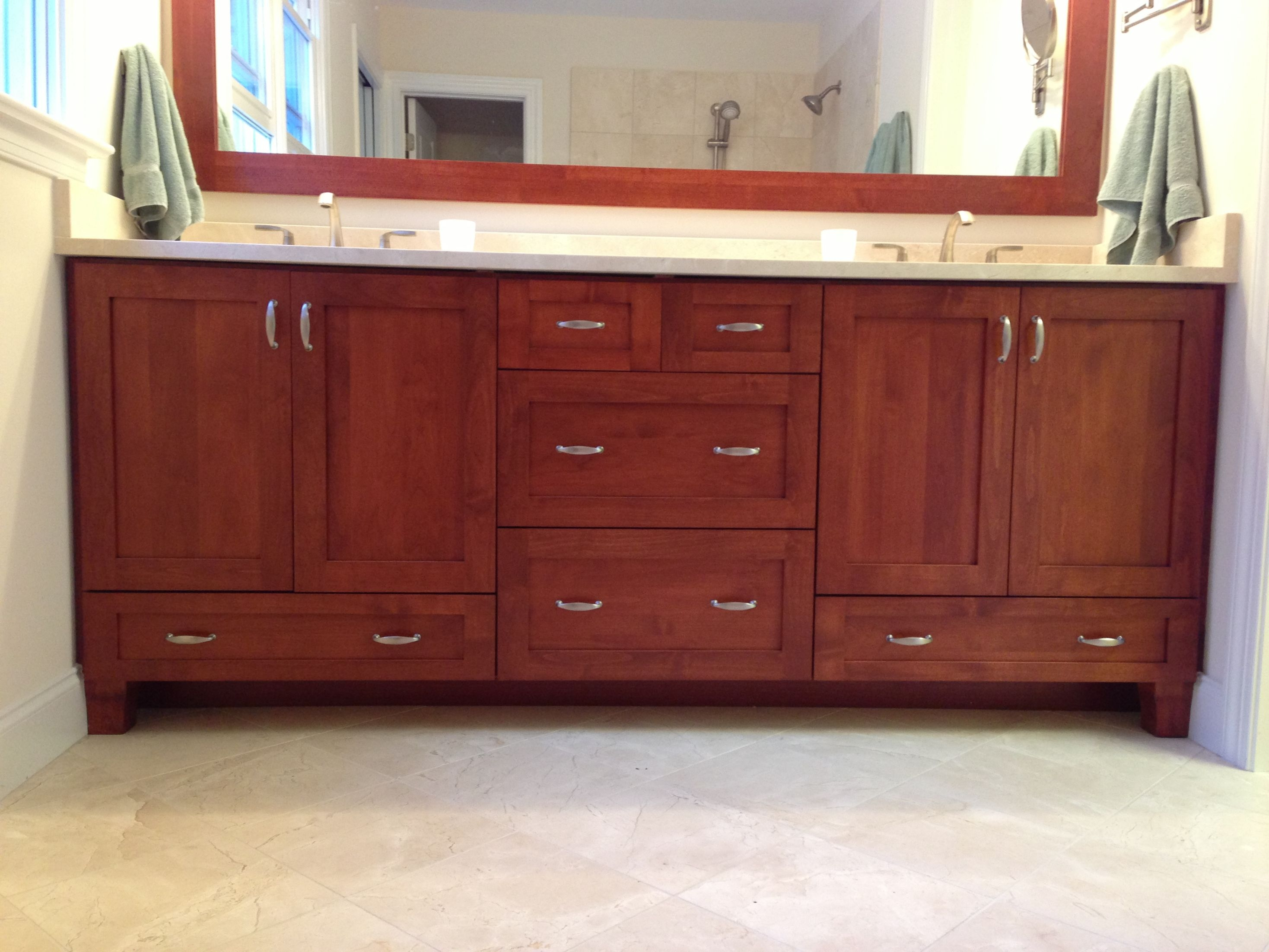 Bathroom Vanities With Bottom Drawer