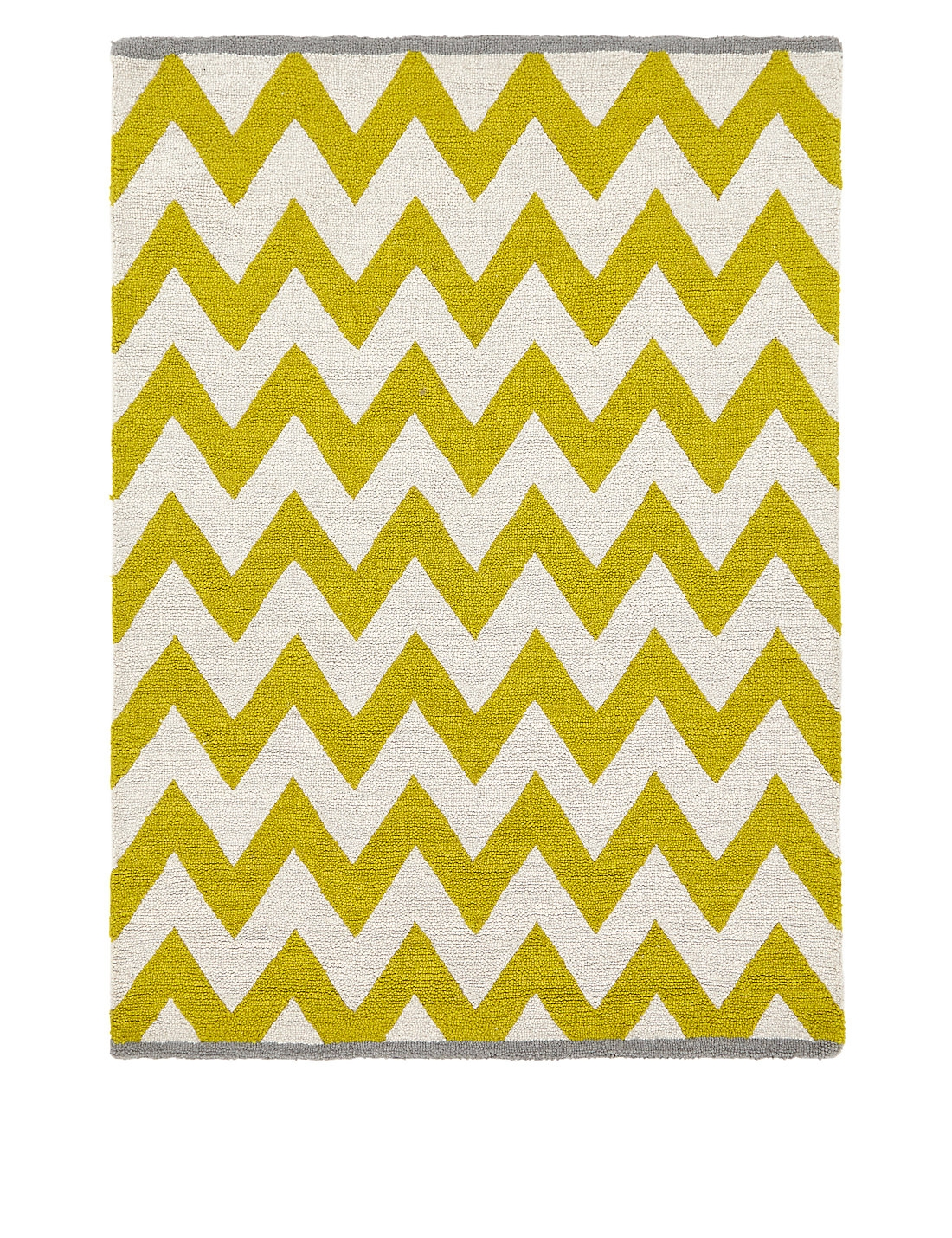 Chevron Print Bathroom Rugs