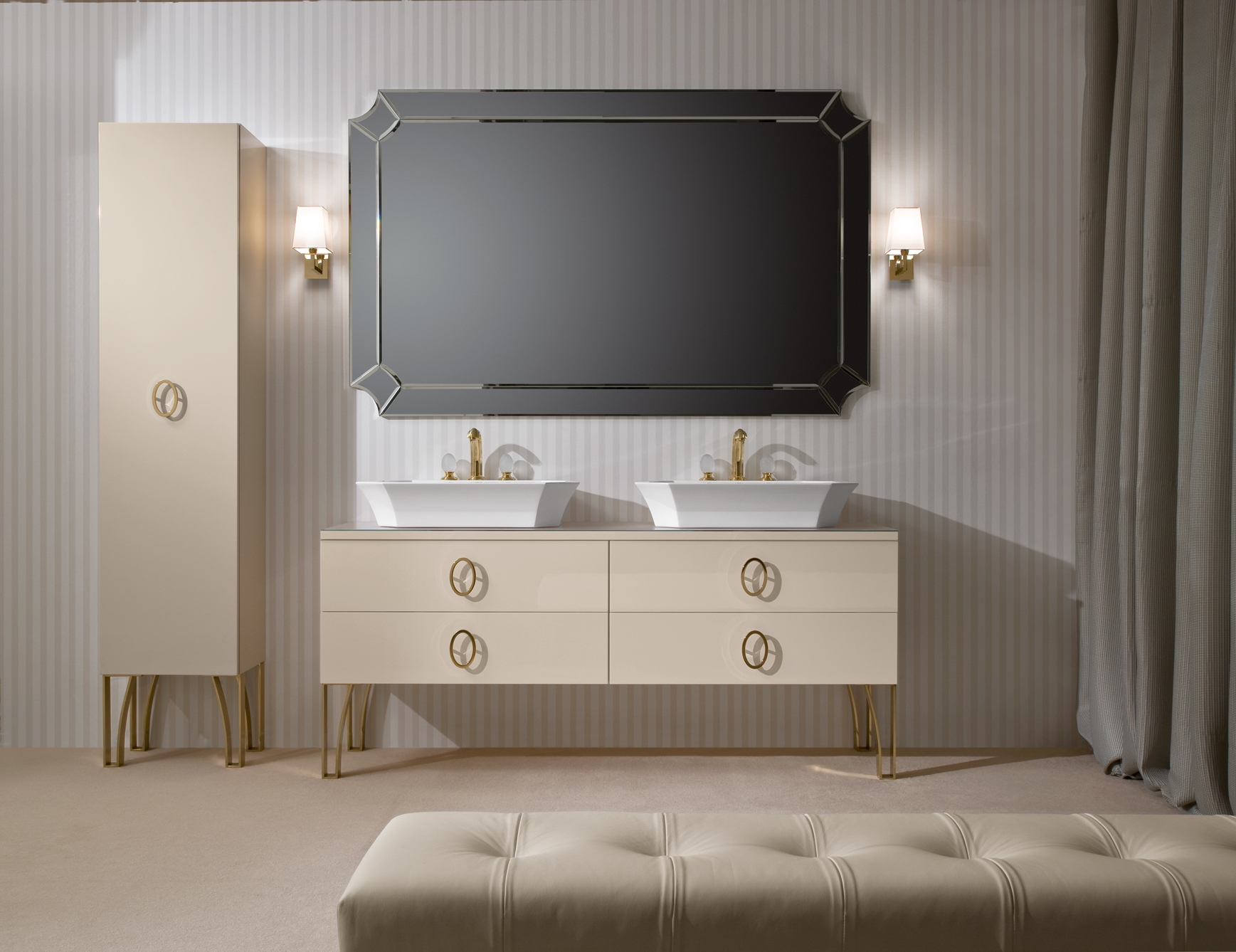 High End Bathroom Vanity Units