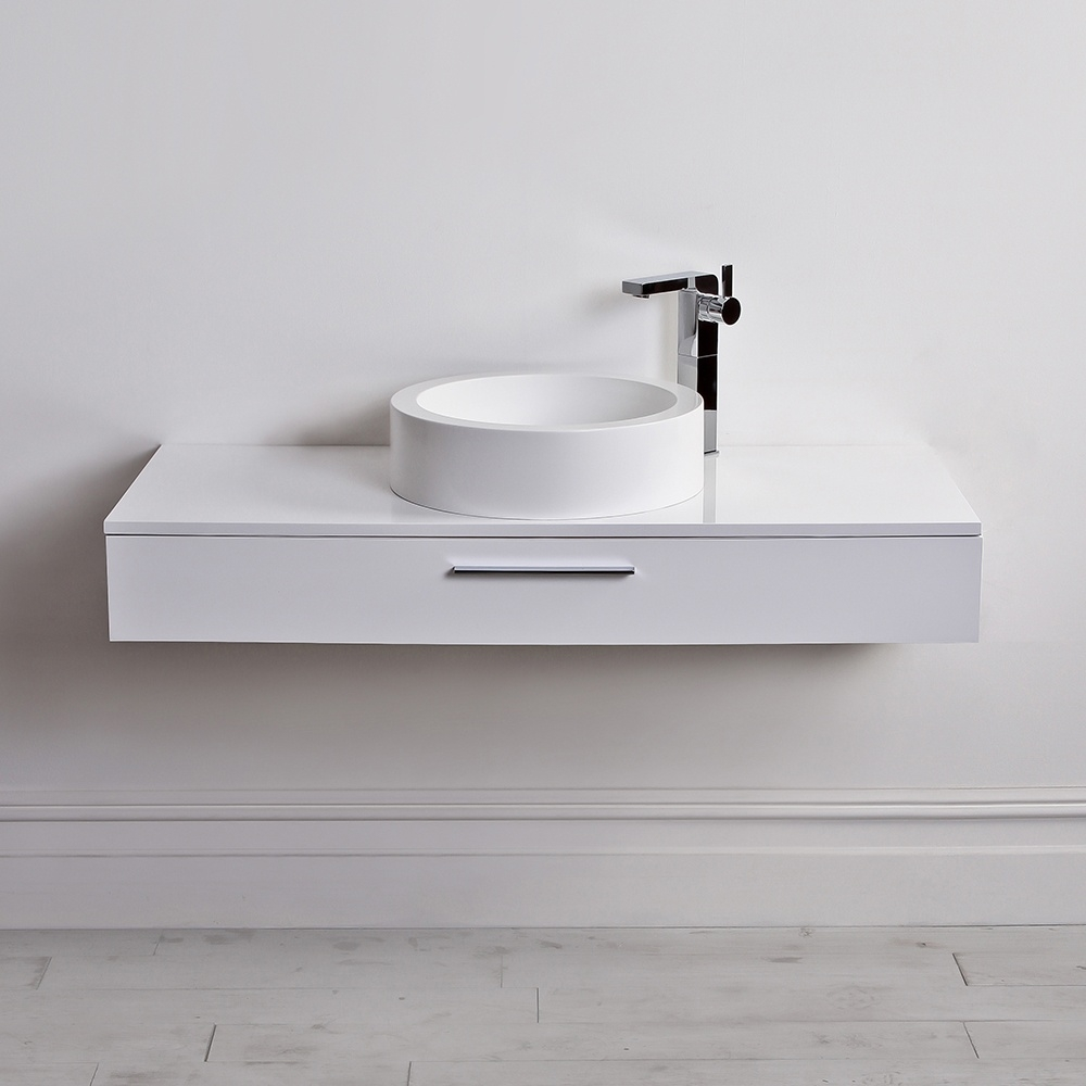 Slim Bathroom Vanity