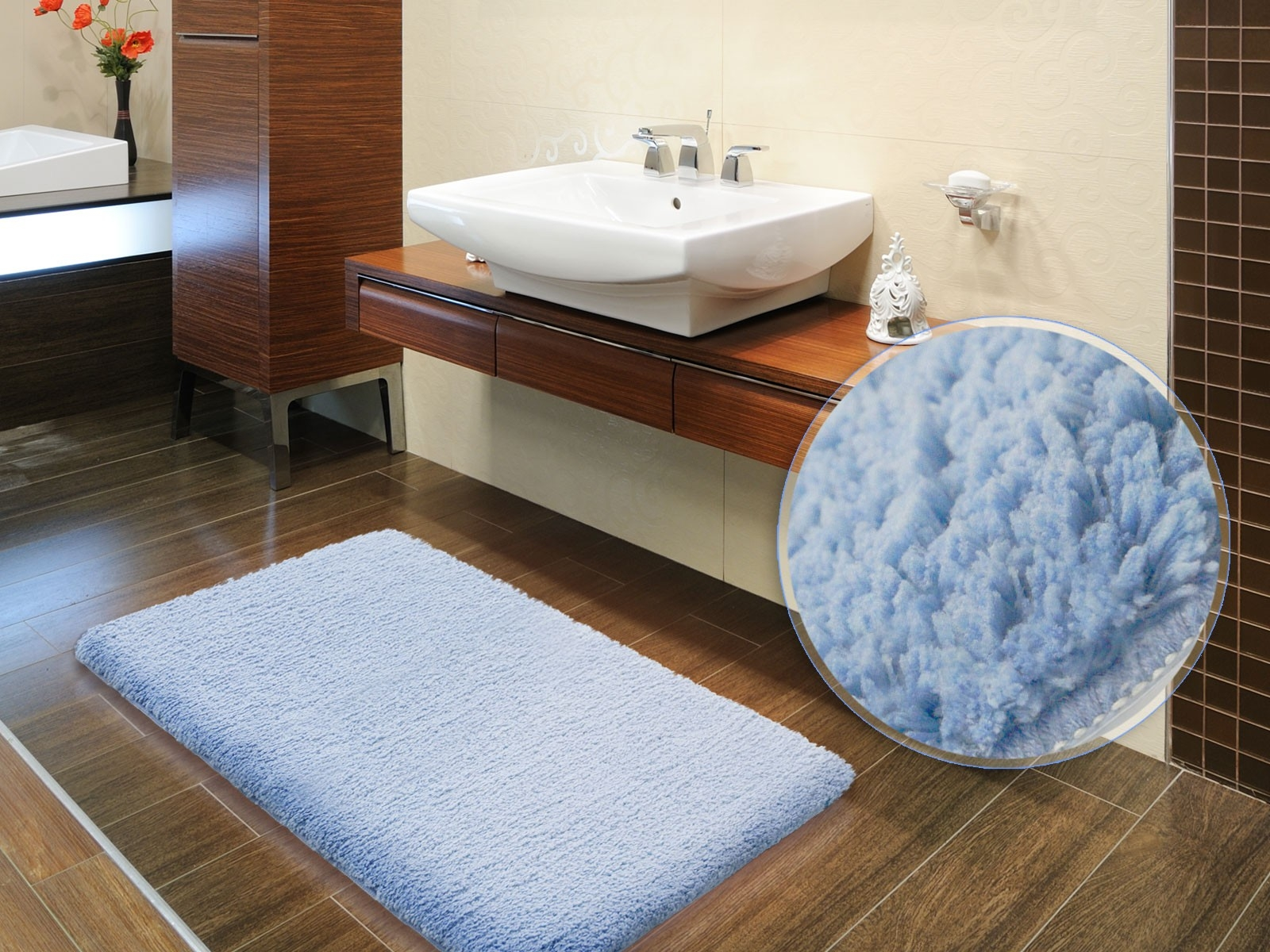 Small Rugs For Bathroom