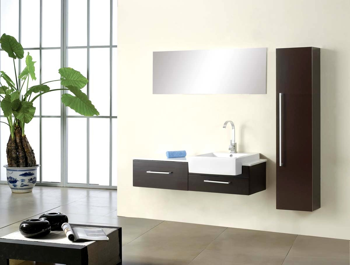 Ultra Modern Bathroom Sinks