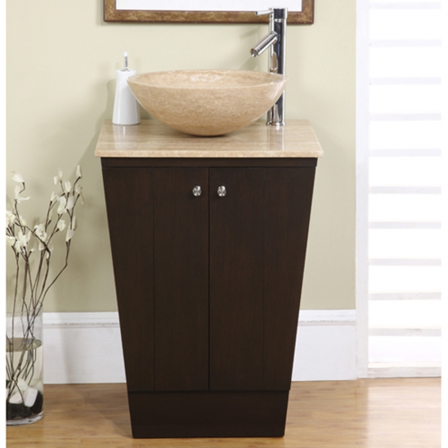 22 Inch Wide Bathroom Vanity With Sink
