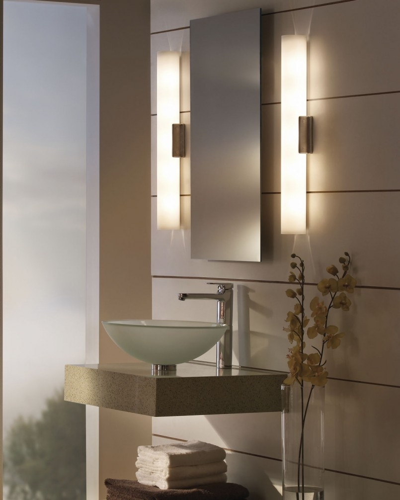 Bathroom Vanity Mirror Side Lights