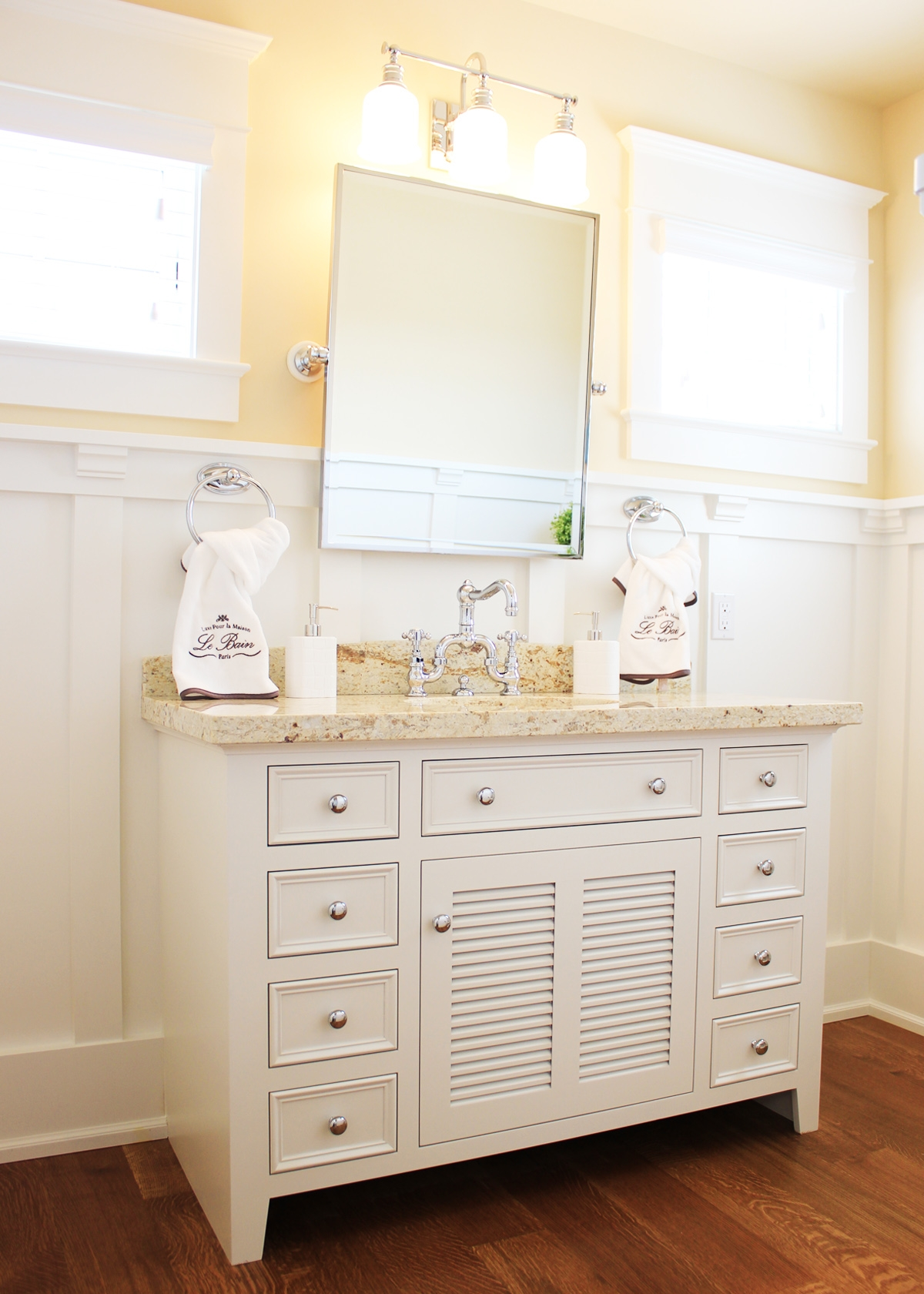 Permalink to Beachy Bathroom Vanities