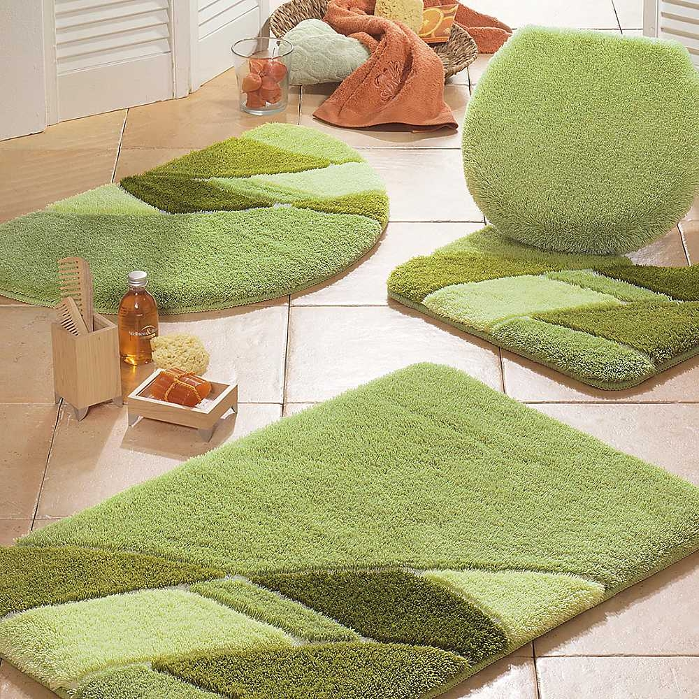 Fancy Bath Rug Sets