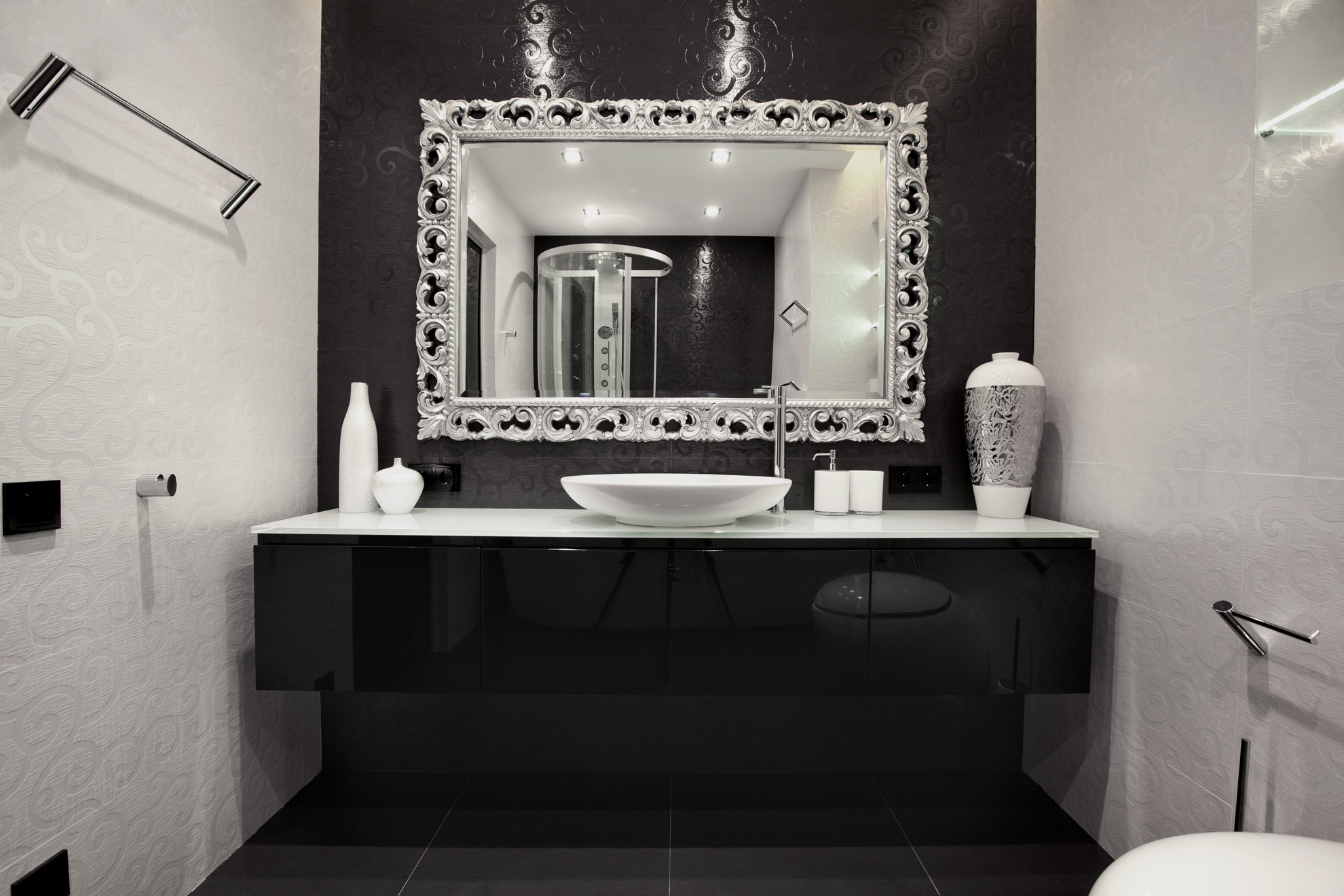Glamour Bathroom Vanities
