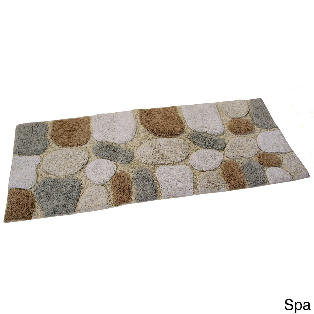 Spa Bath Rug Collectionspa rockway collection cotton bath rug runner overstock