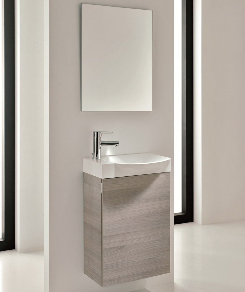 Permalink to 18 Inch Deep Bathroom Vanity