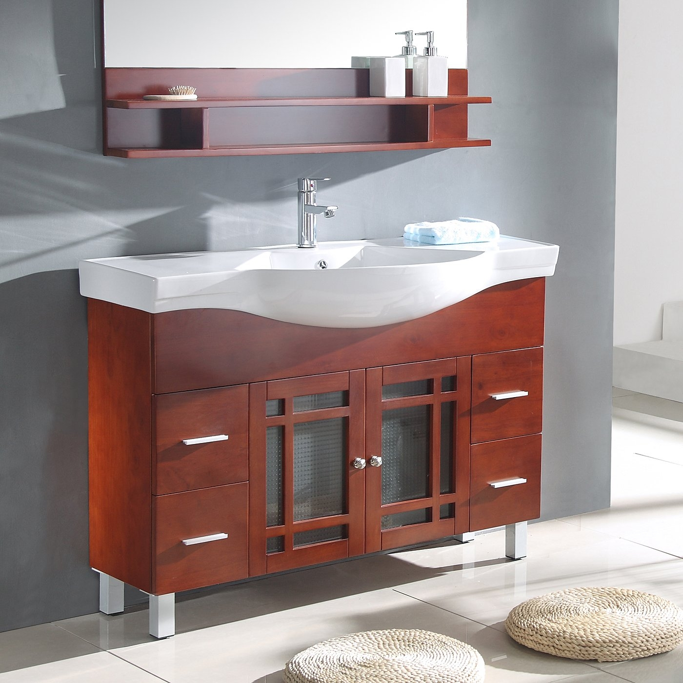 18 Inch Depth Bath Vanities
