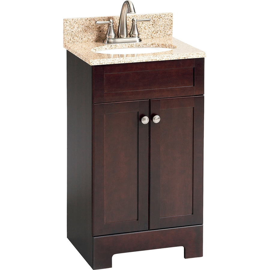 20 Inch Wide Bathroom Vanity Cabinets