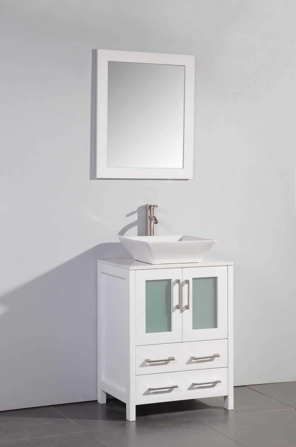 Permalink to 24 Inch Bathroom Vanity With Sink And Drawers