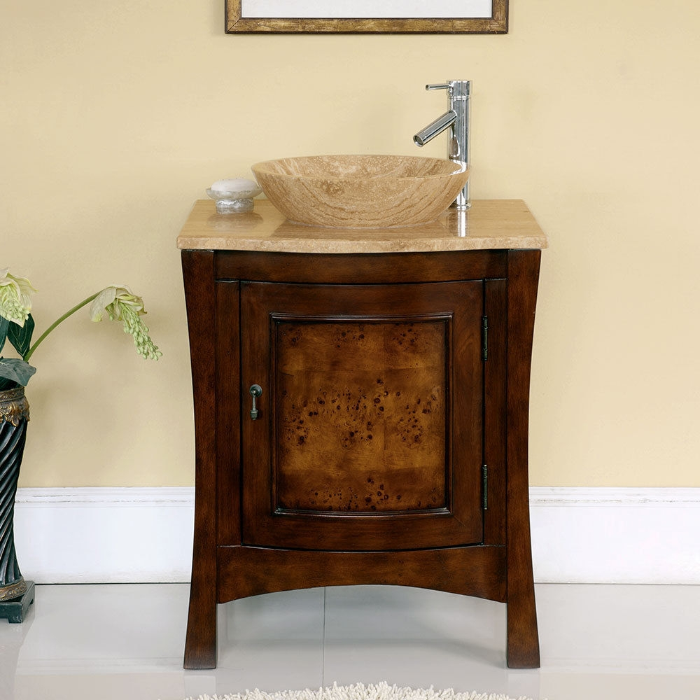 26 Inch Bathroom Vanity Without Top