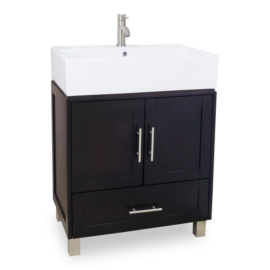 28 Inch Bathroom Vanity With Drawers